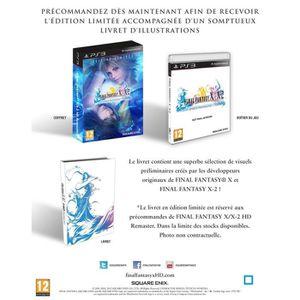 JEU PS3 Final Fantasy X/X-2 HD Collector/ Jeu PS3