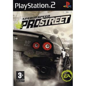 JEU PS2 NEED FOR SPEED PROSTREET / JEU CONSOLE PS2