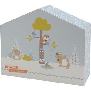 cadeau de naissance achat vente cadeau de naissance pas cher cdiscount. Black Bedroom Furniture Sets. Home Design Ideas