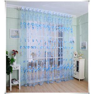 rideaux papillon achat vente rideaux papillon pas cher cdiscount. Black Bedroom Furniture Sets. Home Design Ideas