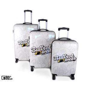 SET DE VALISES Set 3 valises BULLROT - Trolley, Ultra résistant