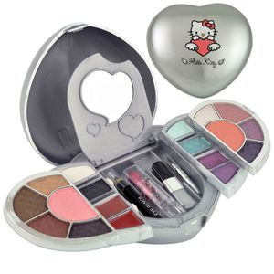 Palette maquillage hello kitty achat vente palette - Palette de maquillage pas cher ...