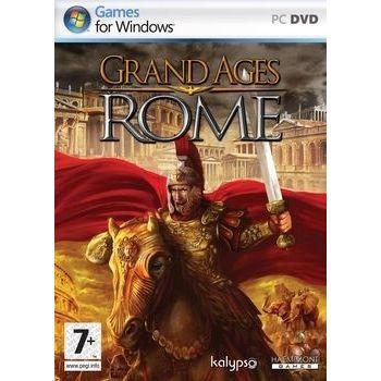 JEUX PC Grand ages Rome / Jeu PC DVD-ROM