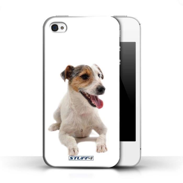 Panier Pour Jack Russel Pas Cher : Coque de stuff pour apple iphone s jack