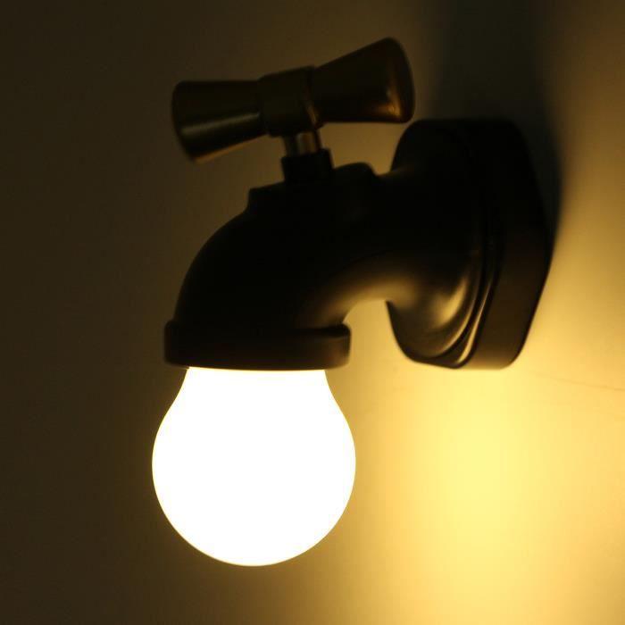 Lampe veilleuse prise achat vente lampe veilleuse prise pas cher cdiscount - Robinet led pas cher ...