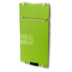 radiateur verre electrique achat vente radiateur verre. Black Bedroom Furniture Sets. Home Design Ideas