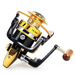 MOULINET YB3000 Métal Spinning Reel Fishing 12BB 5.5: 1 att