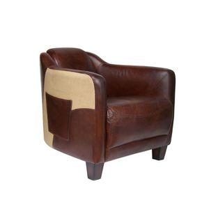 Salon cuir vachette (canape, fauteuil) : les produits du ...