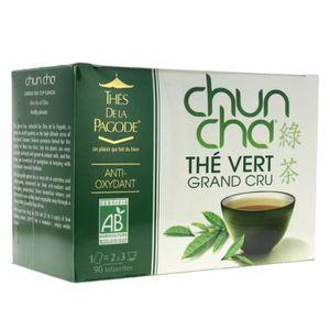THÉ Chun Cha Bio Thé Vert Grand Cru Minceur / Antioxyd