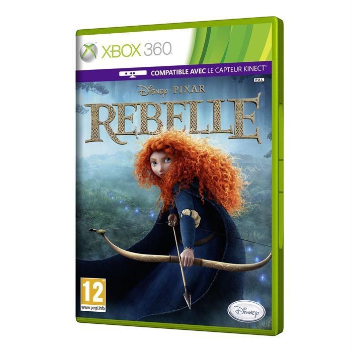 JEUX XBOX 360 REBELLE / Jeu console XBOX 360