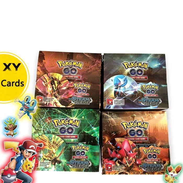 booster box pokemon achat vente jeux et jouets pas chers. Black Bedroom Furniture Sets. Home Design Ideas