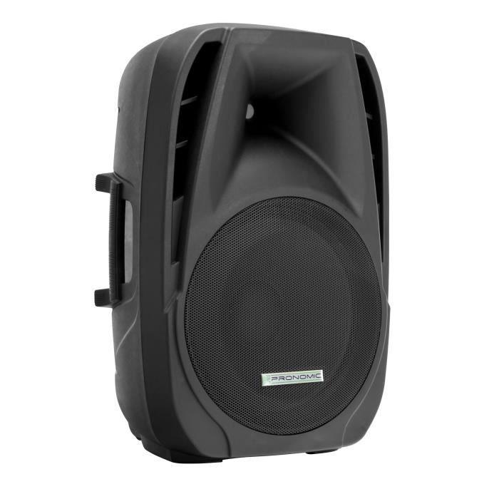 enceintes passives pronomic ph15 haut parleurs 190 350 watts enceinte et retour avis et prix. Black Bedroom Furniture Sets. Home Design Ideas