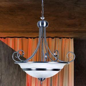 luminaire lustre lampe lampadaire d tails de salle achat vente lustre et suspension. Black Bedroom Furniture Sets. Home Design Ideas