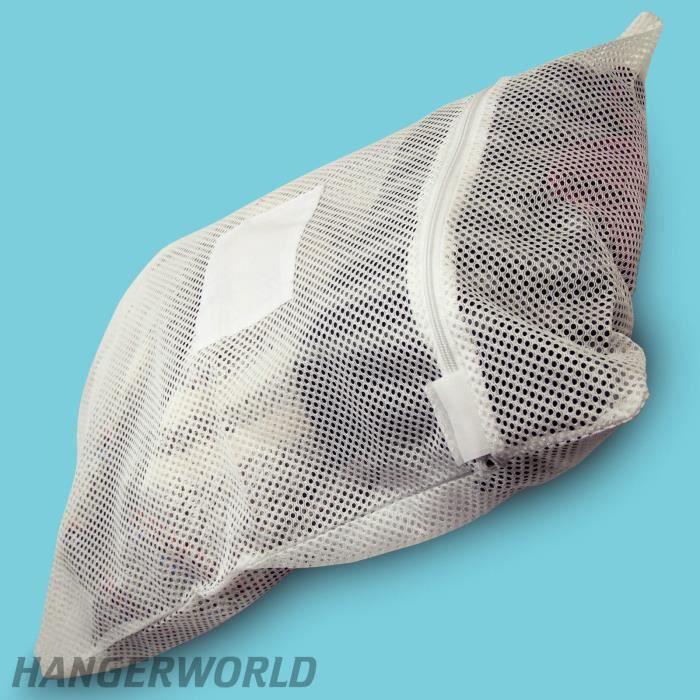 lot de 2 sacs linge de protection pour le lavage des v tements en machine laver achat. Black Bedroom Furniture Sets. Home Design Ideas