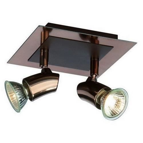 luminaire philips massive plafonnier 2 spots lip achat vente luminaire philips massive. Black Bedroom Furniture Sets. Home Design Ideas