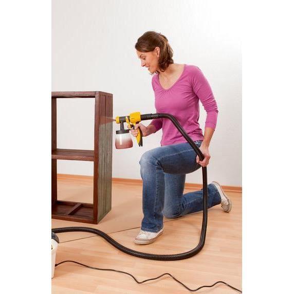 station peinture basse pression wagner 2322014 achat. Black Bedroom Furniture Sets. Home Design Ideas