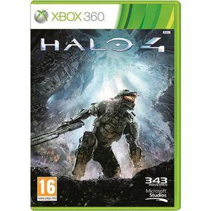 JEUX XBOX 360 Halo 4 Jeu Xbox 360