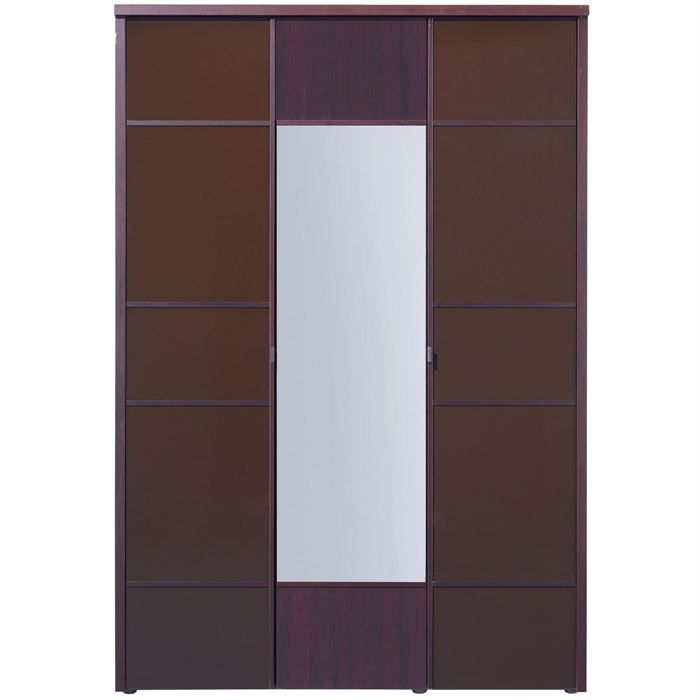 Object moved - Armoire 3 portes avec miroir ...