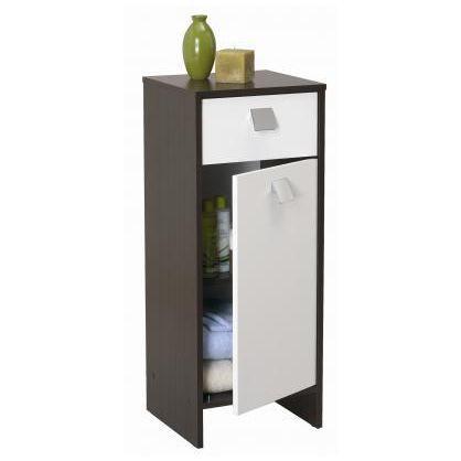 Meuble de salle de bains maya ii achat vente colonne salle de bain meuble - C discount meuble salle de bain ...