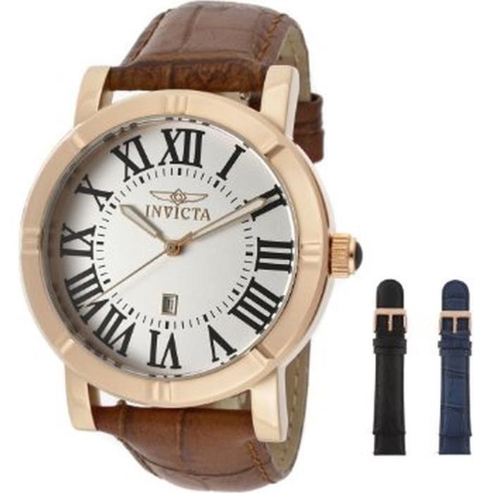 montre invicta achat vente montre montre invicta prix cass 2009932305908 cdiscount. Black Bedroom Furniture Sets. Home Design Ideas