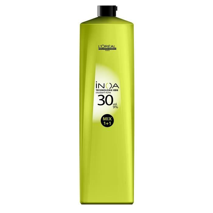 inoa 30 volumes 1000 ml achat vente coloration oxydant riche inoa - Coloration Inoa Avis