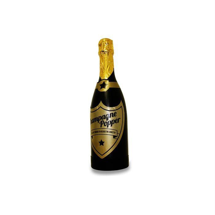 bouteille de champagne festive achat vente d cors de table bouteille de champagne festive. Black Bedroom Furniture Sets. Home Design Ideas