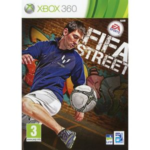 JEUX XBOX 360 FIFA Street 4 Jeu XBOX 360