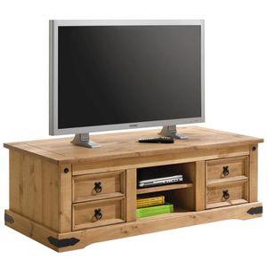 Meuble mexicain achat vente meuble mexicain pas cher cdiscount - Meuble tv en pin pas cher ...
