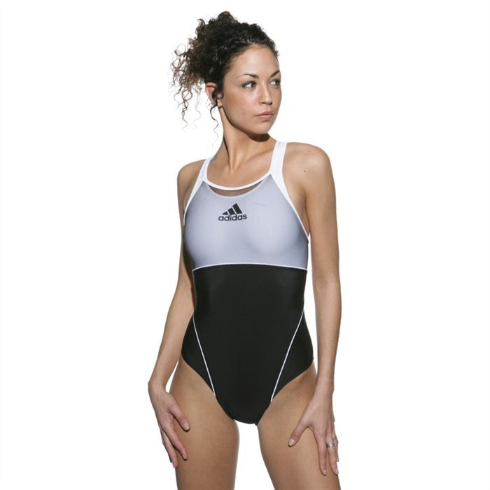 adidas natation aquaw suit maillot 1 pi ce femme achat vente maillot polo adidas maillot 1. Black Bedroom Furniture Sets. Home Design Ideas