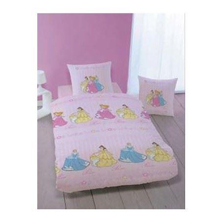 disney princess parure housse de couette 140 x achat. Black Bedroom Furniture Sets. Home Design Ideas