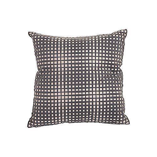 Sia Home Fashion 40 X 40 Cm Polyester Viscose Quadri