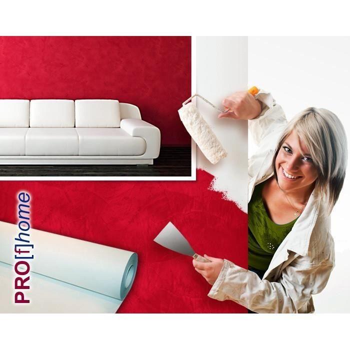 homevlies 120 g fibre de r novation peindre intiss lisse poids moyen 120 g m2 25 m2 roul. Black Bedroom Furniture Sets. Home Design Ideas