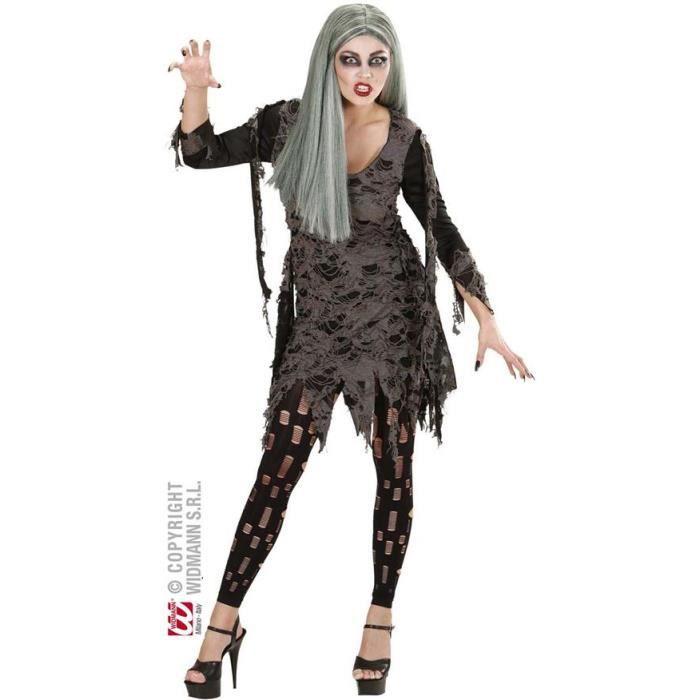 D guisement de zombie femme taille 44 46 achat vente d guisement panoplie cdiscount - Deguisement zombie femme ...