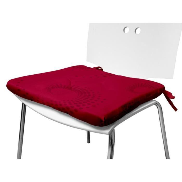 dessus de chaise cargoline framboise achat vente. Black Bedroom Furniture Sets. Home Design Ideas