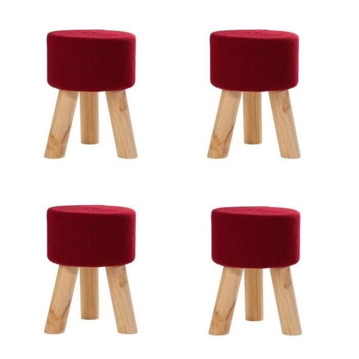 wendy pouf rouge achat vente pouf poire cdiscount. Black Bedroom Furniture Sets. Home Design Ideas