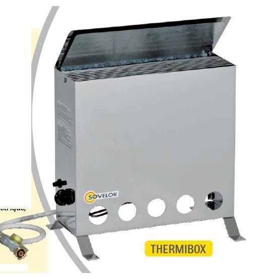 sovelor convecteur thermostatique mobile au gaz butane. Black Bedroom Furniture Sets. Home Design Ideas