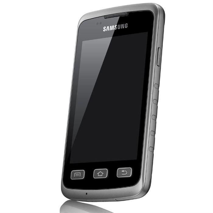 SMARTPHONE SAMSUNG SGH S5690 X COVER Gris