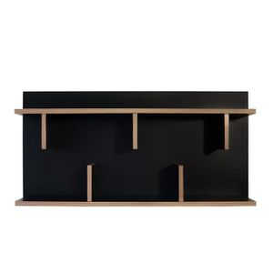 bibliotheque temahome achat vente bibliotheque temahome pas cher soldes cdiscount. Black Bedroom Furniture Sets. Home Design Ideas
