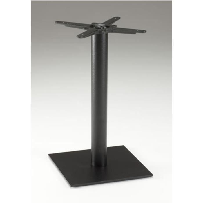 Inba fonte et marbre granite bar table int rieur for Table exterieur fonte