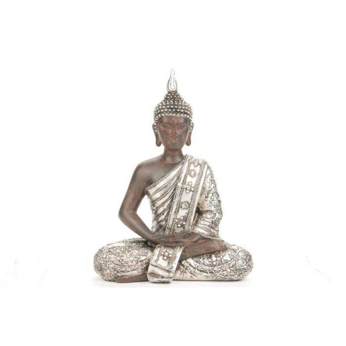 Statuette de bouddha assis en lotus achat vente statue - Statue bouddha interieur maison ...