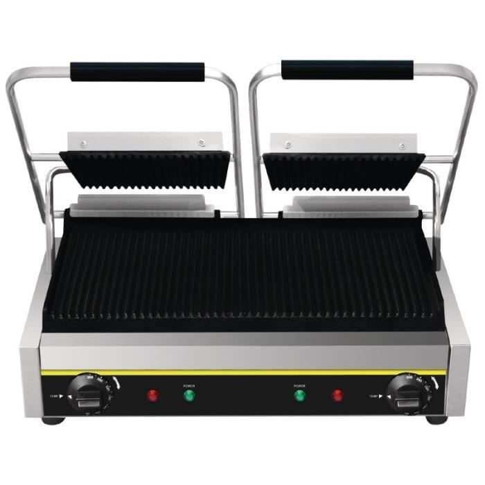 Grill Panini Double Achat Vente Grill 233 Lectrique