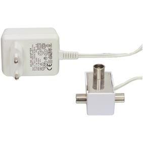 Amplificateur d 39 antenne 2x 6 db hirschmann zva134 for Amplificateur antenne interieur