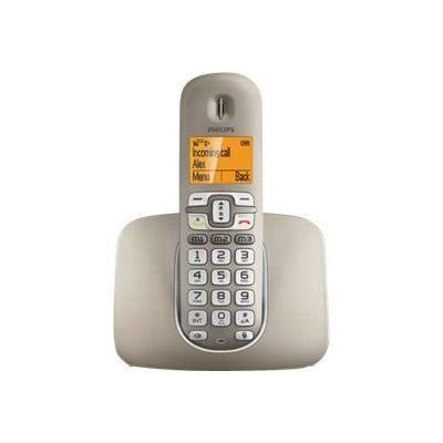 philips xl3901s de t l phone fixe sans fil argent achat. Black Bedroom Furniture Sets. Home Design Ideas