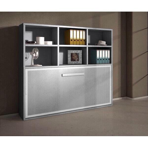 lit escamotable but. Black Bedroom Furniture Sets. Home Design Ideas