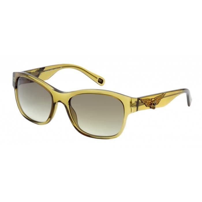 lunettes de soleil pour femme zadig et voltaire achat vente lunettes de soleil lunettes. Black Bedroom Furniture Sets. Home Design Ideas
