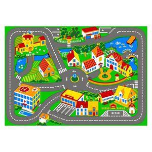 tapis route enfant achat vente jeux et jouets pas chers. Black Bedroom Furniture Sets. Home Design Ideas