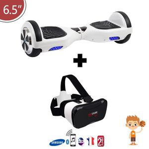 hoverboard 6 5 bluetooth achat vente hoverboard 6 5 bluetooth pas cher soldes cdiscount. Black Bedroom Furniture Sets. Home Design Ideas