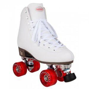 PATIN - QUAD Rookie roller quad classic ii white