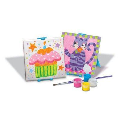 Kit peinture sur carreaux de c ramique achat vente jeu de peinture kit peinture sur carreaux for Peinture carreaux