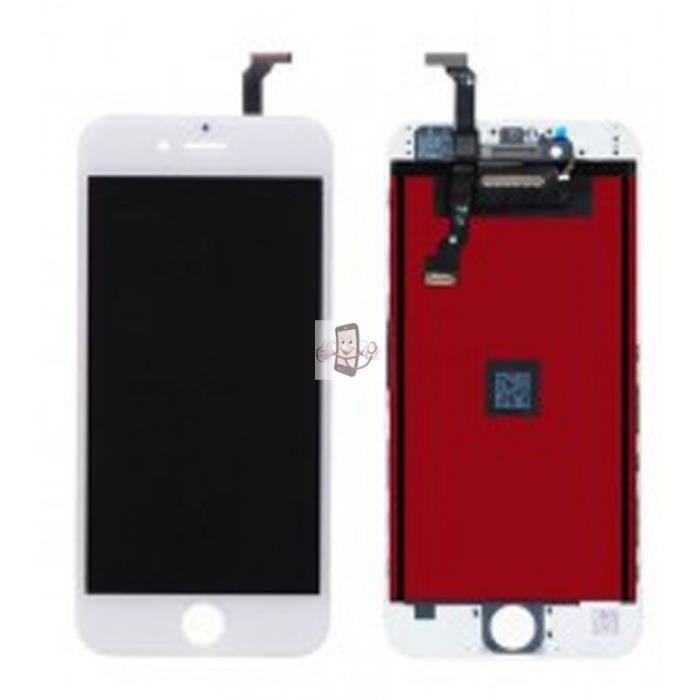 iphone 6 plus ecran blanc premium vitre lcd achat ecran de t l phone pas cher avis et. Black Bedroom Furniture Sets. Home Design Ideas